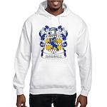 Bagnall Coat of Arms Hooded Sweatshirt