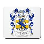Bagnall Coat of Arms Mousepad