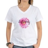 Buffalo ny Womens V-Neck T-shirts
