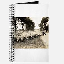 Funny Farmer sheep Journal