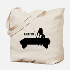 RACK 'EM Tote Bag