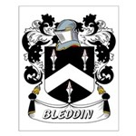 Bleddin Coat of Arms Small Poster