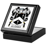Bleddin Coat of Arms Keepsake Box
