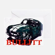 ULTIMATE CAR CHASE #2 Greeting Card