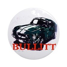 ULTIMATE CAR CHASE #2 Ornament (Round)