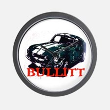 ULTIMATE CAR CHASE #2 Wall Clock
