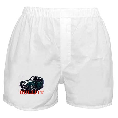 ULTIMATE CAR CHASE #2 Boxer Shorts
