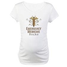 Emergency Medicine Rocks ER Doc Shirt
