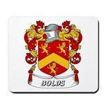 Bolds Coat of Arms Mousepad