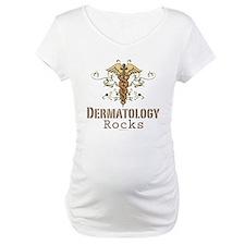 Dermatology Rocks Caduceus Shirt