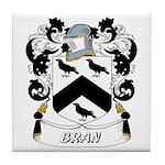 Bran Coat of Arms Tile Coaster