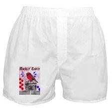 ROCKIN' ROBIN Boxer Shorts