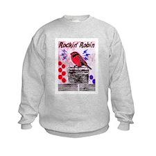 ROCKIN' ROBIN Sweatshirt