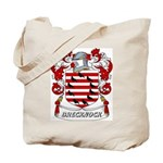 Brecknock Coat of Arms Tote Bag