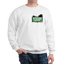 FAR ROCKAWAY BOULEVARD, QUEENS, NYC Sweatshirt