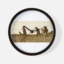 Unique Bayonet Wall Clock