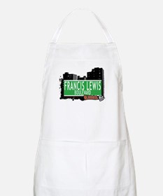 FRANCIS LEWIS BOULEVARD, QUEENS, NYC BBQ Apron