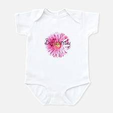 Buffalovely Gerber Daisy Infant Bodysuit