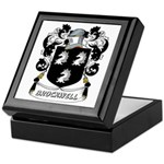 Brockwell Coat of Arms Keepsake Box