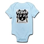 Brockwell Coat of Arms Infant Creeper