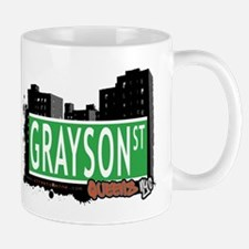 GRAYSON STREET, QUEENS, NYC Mug