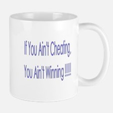 If you ain't... Small Small Mug