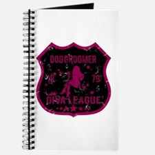 Dog Groomer Diva League Journal