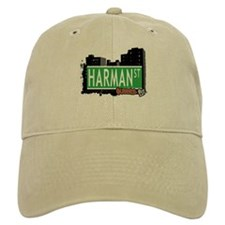 HARMAN STREET, QUEENS, NYC Baseball Cap