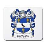 Butler Coat of Arms Mousepad