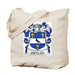 Butler Coat of Arms Tote Bag