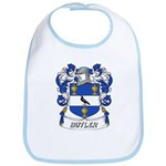 Butler Coat of Arms Bib