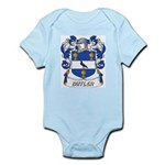 Butler Coat of Arms Infant Creeper
