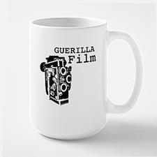 Guerilla Film Large Mug