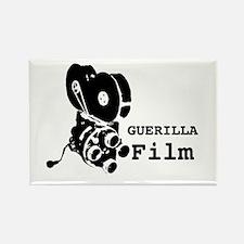 Guerilla Film Rectangle Magnet