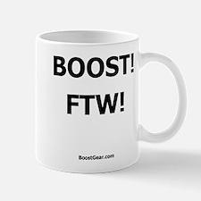 BOOST! FTW! - Racing Turbo Mug
