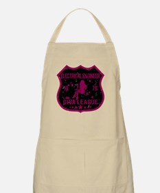 Electrical Engineer Diva League BBQ Apron
