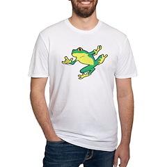 ASL Frog in Flight Shirt