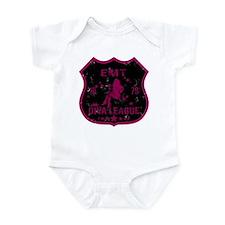 EMT Diva League Infant Bodysuit
