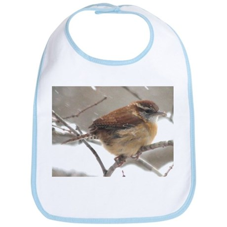 Carolina Wren Bib