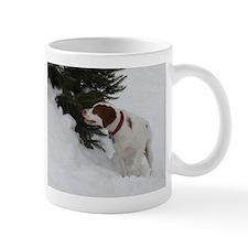 Hunting Brittany Mug