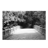 Black and white photography Postcards