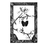 The Butterfly Postcards (Package of 8)