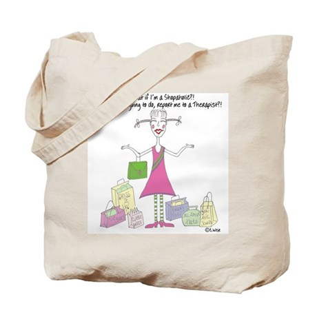 LOUD GIRL Designs Tote Bag