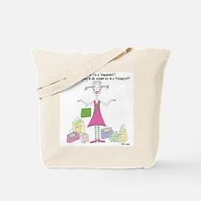 LOUD GIRL Designs Tote Bag