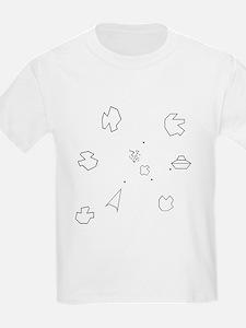 Asteroids T-Shirt