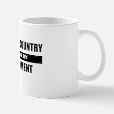 Fear My Government Mug