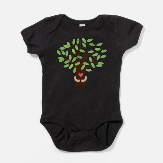 Tree Hugger Body Suit