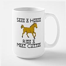 Meat Cutter Mug