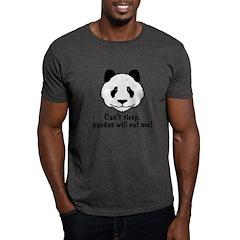 Can't Sleep Pandas Will Eat Me T-Shirt