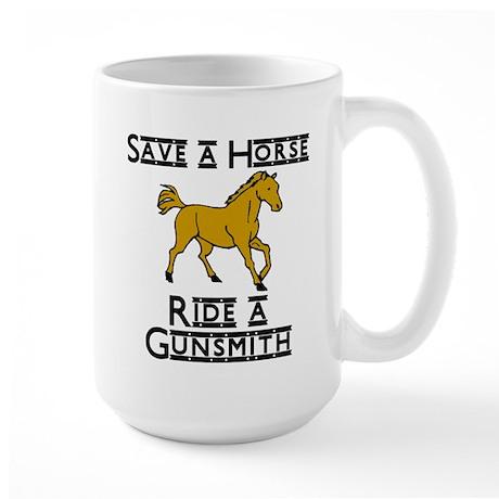 Gunsmith Large Mug